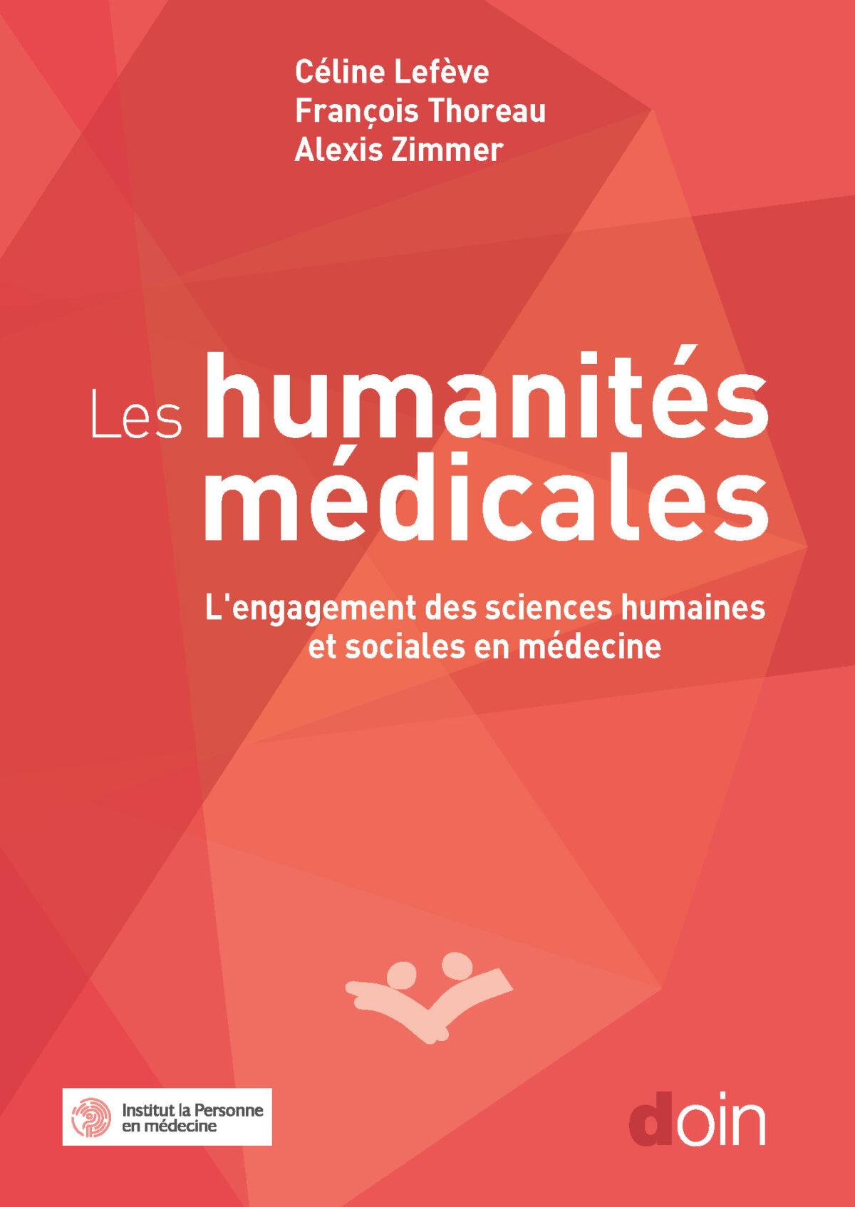 Parution : Les humanités médicales. L'engagement des sciences humaines et sociales en médecine
